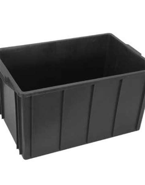 Plastik Cx 4 A caixa plastica empilhavel 61 l