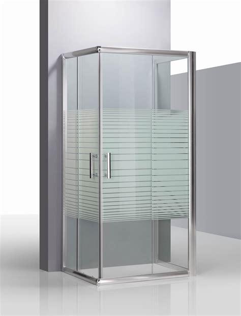 cabina doccia in cristallo box doccia da centro stanza cristallo temperato 6 mm