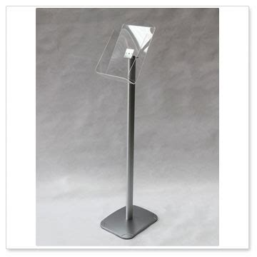 Sign Holder A4 1 brochure stand a4 brochure floor stand a4 brochure free standing display signs