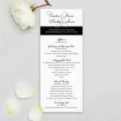 Free Printable Wedding Programs Online Free Online Wedding Program Maker Wedding Invitation Sample
