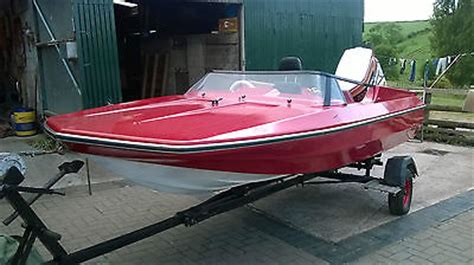 stingray speed boats for sale picton plancraft stingray 14 foot speed boat boats for