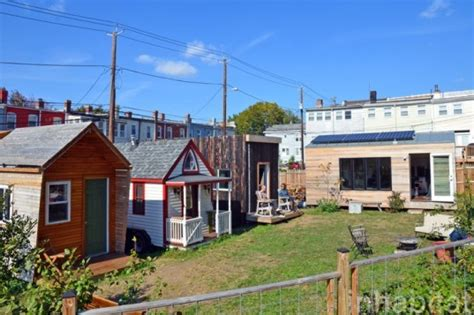 Cabins In Washington Dc by Photos Whole Of Tiny Houses Makes Boneyard