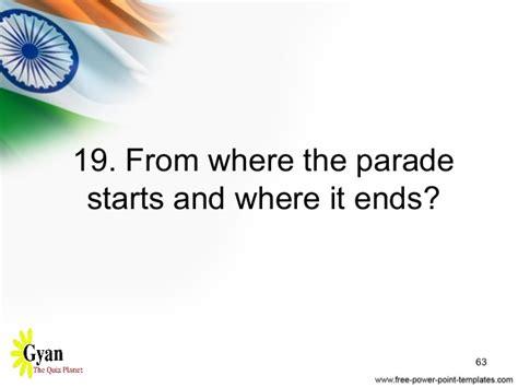 quiz questions based on republic day republic day quiz