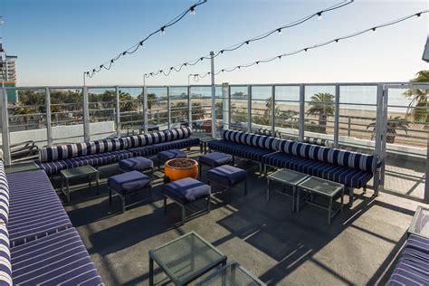top bars in santa monica hotel shangri la at the ocean in santa monica california