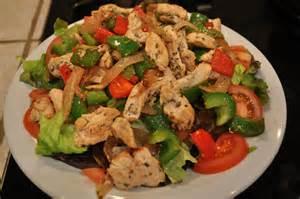recette fajitas de poulet pal 233 o r 233 gime