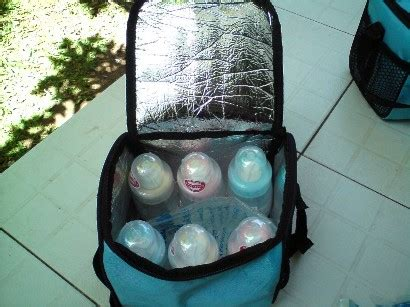 Freezer Asi Mini cooler bag dan gel murah tokonees
