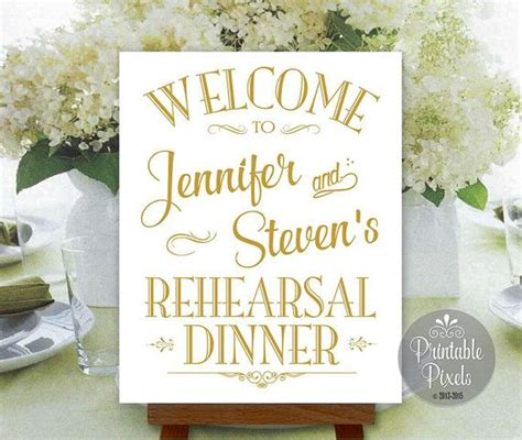 theme dinner names 19 best personalized wedding gifts images on pinterest