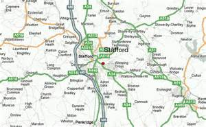 stafford united kingdom location guide