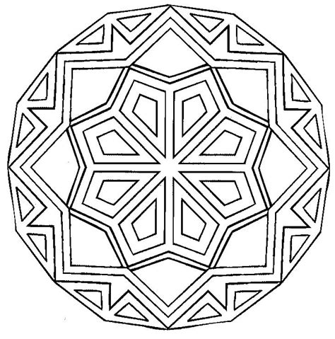 Coloring Pages Mandalas mandala coloring pages coloring ville