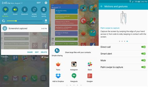 screenshot on android how to take a screenshot on the galaxy note 5 android central