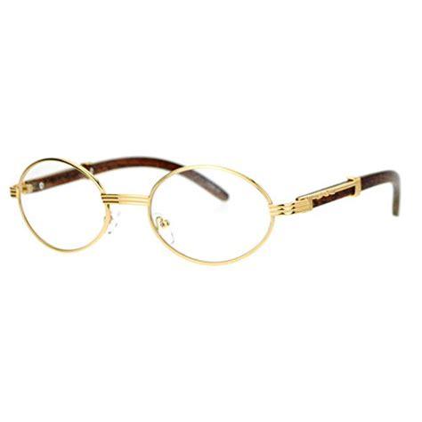 Club Tin Glasses versace ve 1175b eyeglasses w gold frame and non rx 51 mm diameter l