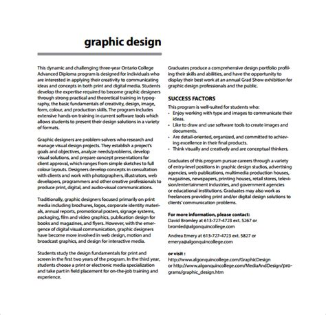 graphic design proposal template sle freelance proposal template 13 free documents in pdf