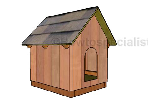 how to build a simple dog house step by step small dog house plans howtospecialist how to build step by step diy plans