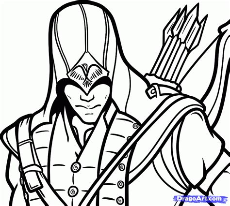assassins creed colouring book free coloring pages of assassin creed logo
