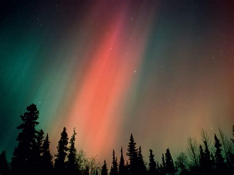 world visits alaska northern lights of the sky
