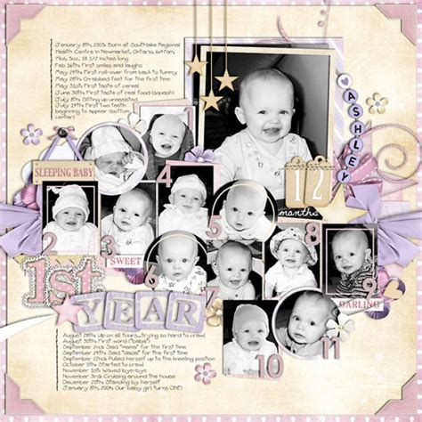 Baby K Original Basic Grey S 1000 images about baby book on mondays papercraft and basic grey