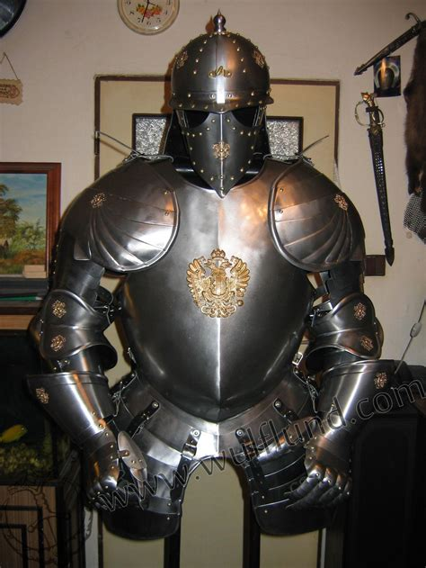 suits of armour wulflund