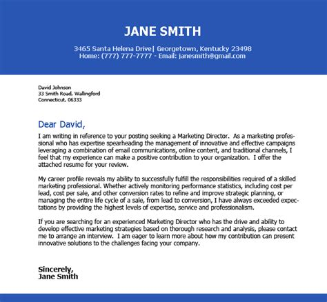 accompanying letter exle how to write a brilliant cover letter to accompany your cv