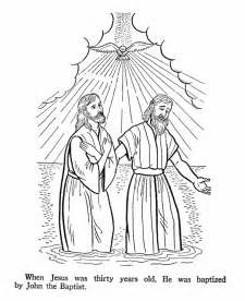 the baptist coloring page the baptist coloring pages for coloring home