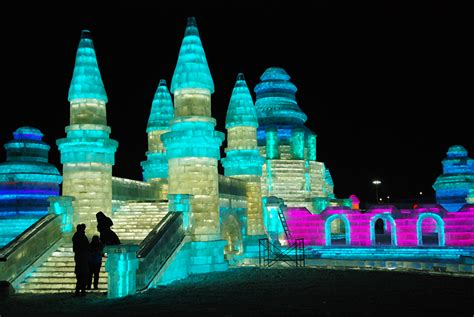 harbin snow and ice festival 2017 harbin ice snow festival 2017
