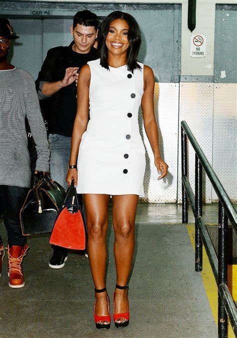 Style Gabrielle Union Fabsugar Want Need by Gabrielle Union Is Soon Launching Clothing Line And