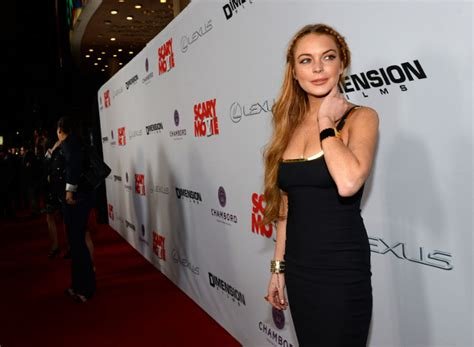 Lindsay Lohan Out Of Rehab by Lindsay Lohan Is Out Of Rehab