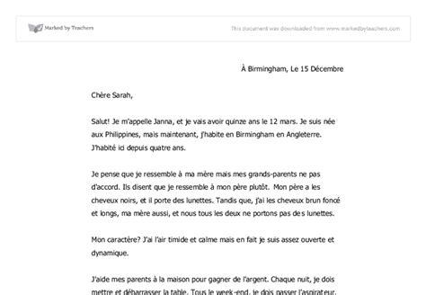 Exemple D Introduction De Lettre Administrative Lettre D Introduction