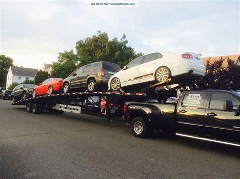 Step Deck Three Car Hauler Trailer For Sale By Appalachian