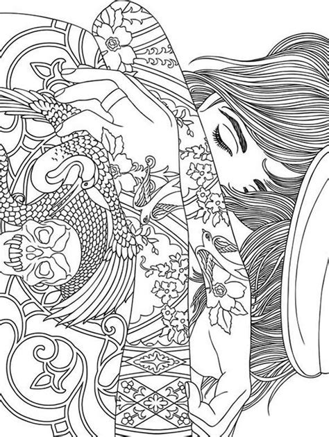 Printable Trippy Coloring Pages Coloring Home Trippy Printable Coloring Pages