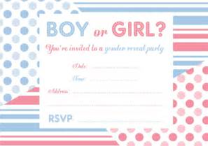 free gender reveal invitation free invitations by ruby and the rabbit