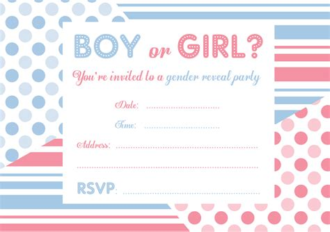 Free Printable Gender Reveal Party Invitation Orderecigsjuice Info Free Printable Gender Reveal Invitation Templates