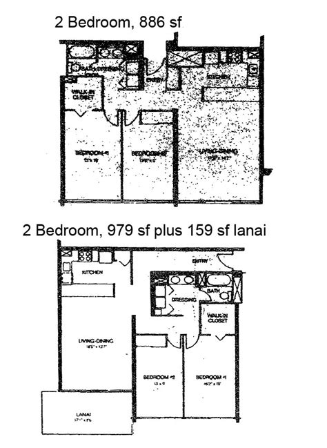 garden state plaza floor plan kukui plaza honolulu hawaii condo by hicondos com