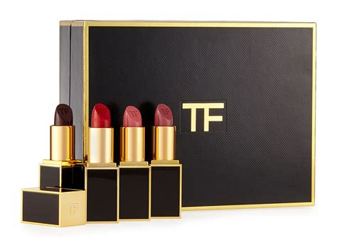 tom ford limited edition lips boys lip color collection tom ford 4 lipstick set the art of beauty