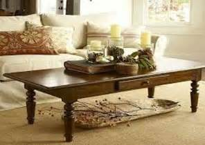 sophisticated sense with country coffee table