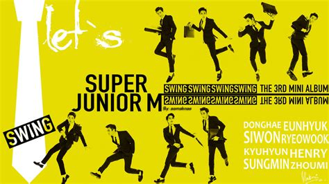 super junior swing super junior m swing by aamaknae on deviantart