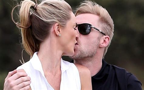 Ronan Keating and Storm Uechtritz's wedding day   Wedding