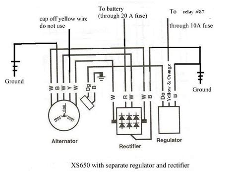 5 wire regulator rectifier wiring diagram 28 images 3