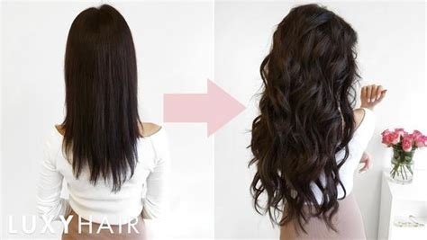 thin hair after extensions luxy hair blog all about hair tagged quot hair extensions quot