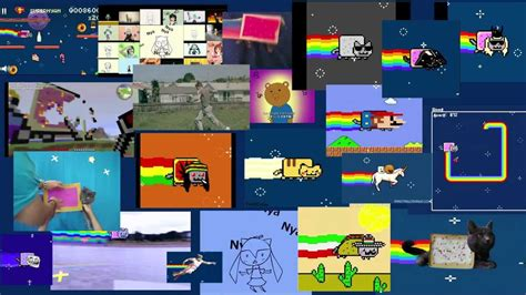 Nyan Meme - know your meme nyan cat youtube