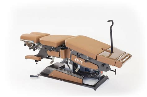automatic and manual flexion elite chiropractic tables