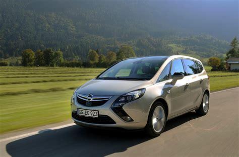 opel zafira fuel consumption vauxhall zafira tourer review 2012 parkers