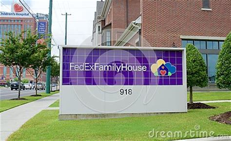 fedex family house fedex family house memphis tn editorial image image 74984340