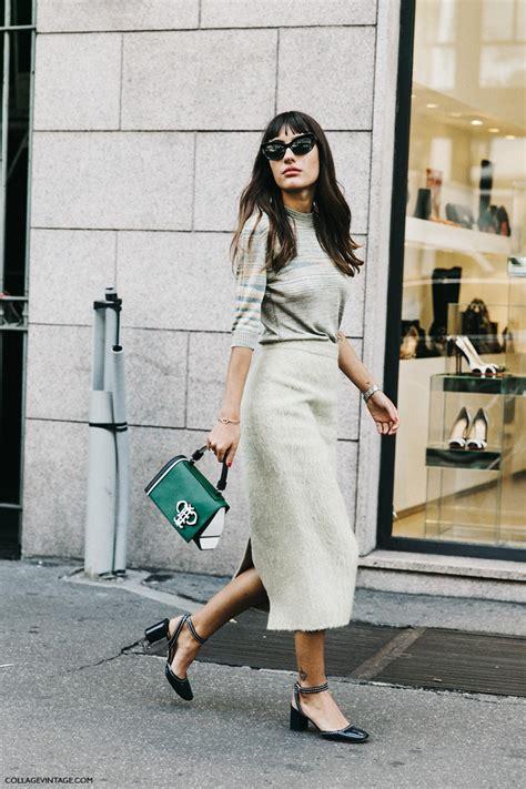 springsummer 2016 fashion video popsugar fashion milan fashion week street style 2 collage vintage