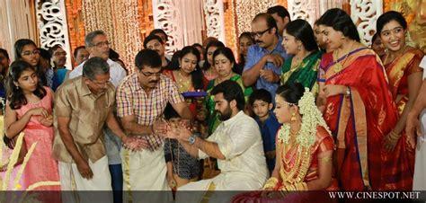 Vijayaraghavan's Son marriage photos (5)