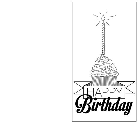 birthday card print out gangcraft net