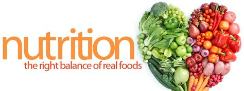 what is in food nutrition