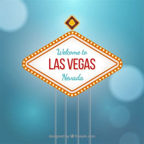 welcome to las vegas sign template las vegas sign vector vector free