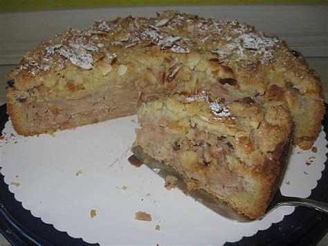 kuchen mit margarine apfel sauerrahm kuchen mit butterstreuseln rezept mit