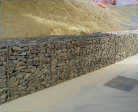 gabion cage used for retaining wall hexagonal wire mesh