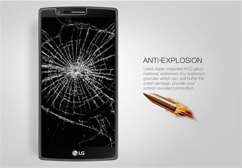 Lg G4 Wallston Glass Pro nillkin amazing h pro tempered glass screen protector for lg g4 h810 h815 vs999 f500 f500s